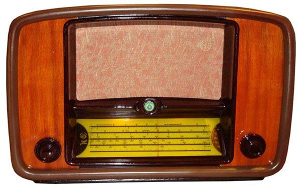 Радиоприемник «Балтика»